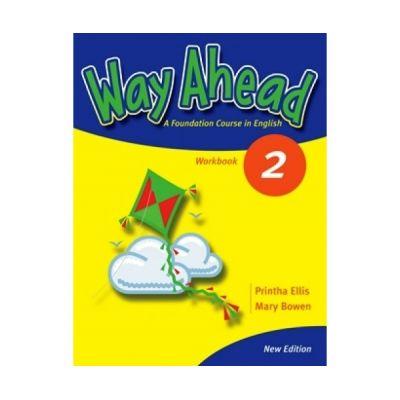 Way Ahead 2 Workbook, Caiet de limba engleza, clasa a IV-a, (Prinha Ellis)