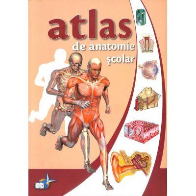 ATLAS, de Anatomie scolar (Violeta Vlad)
