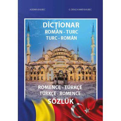 Dictionar Roman Turc si Turc Roman 50. 000 de cuvinte