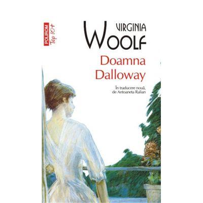 Doamna Dalloway - Virginia Woolf (Editia Top 10)