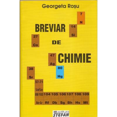 Breviar de chimie - Georgeta Rosu