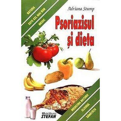 Psoriazisul si dieta - Adriana Stump