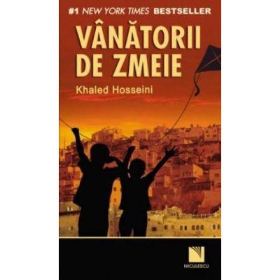 Vanatorii de zmeie - Khaled Hosseini