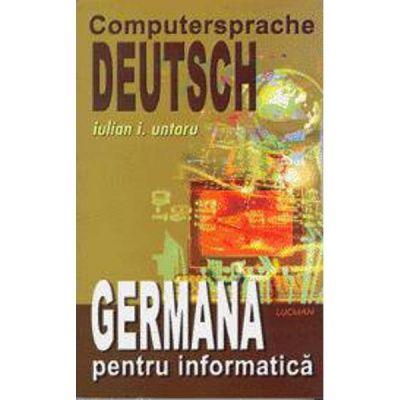 Germana Pentru Informatica - Iulian Untaru