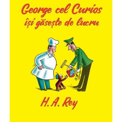 George cel curios isi gaseste de lucru - H. A. Rey