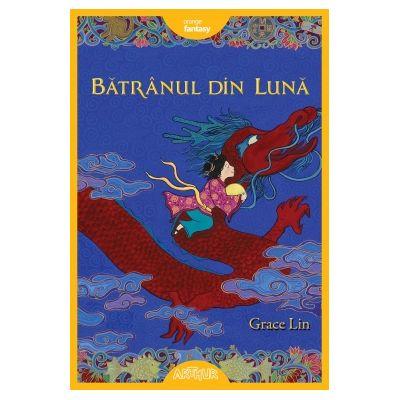 Batranul din Luna - Grace Lin - Carte ilustrata