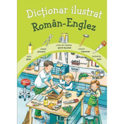 Katharina Wieker, Dictionar ilustrat Roman - Englez