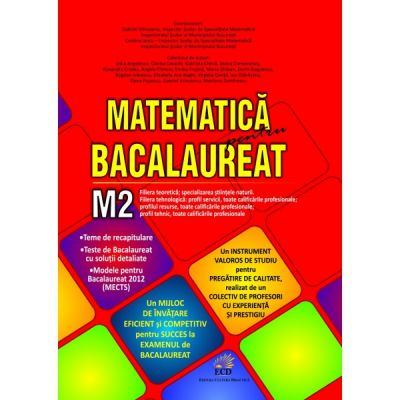 MATEMATICA BACALAUREAT - M2