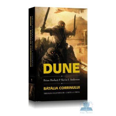 Batalia Corrinului - ( Dune Trilogia legendelor: Cartea a treia )