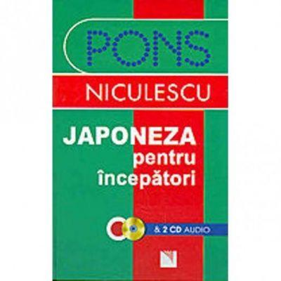 Japoneza pentru incepatori & 2 CD-uri audio (Yasuko Izaki)