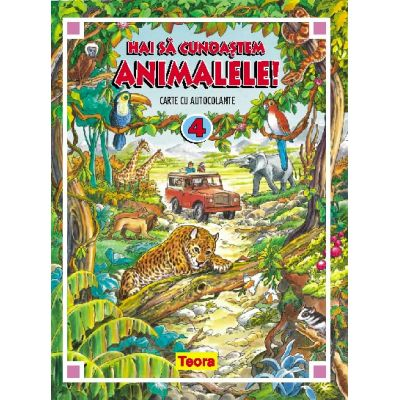 Hai sa cunoastem animalele 4