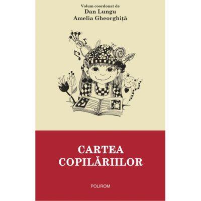 Cartea copilariilor - Dan Lungu
