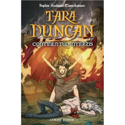 Tara Duncan - Continentul interzis, vol. V
