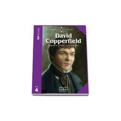 David Copperfield- Charles Dickens - level 4 (Story adapted by H. Q Mitchel) - Readers pack with CD