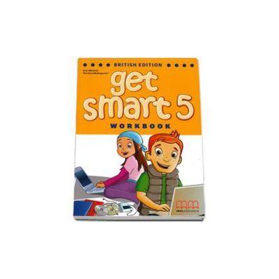 Get Smart Workbook with CD by H. Q. Mitchell - level 5 British Edition