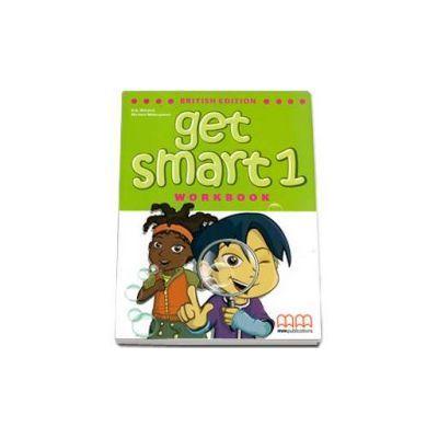 Get Smart Workbook with CD by H. Q. Mitchell - level 1 British Edition