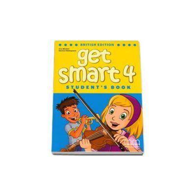 Get Smart Student's Book level 4. British Edition - H. Q. Mitchell