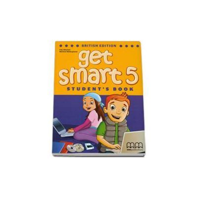 Get Smart Student's Boo level 5. British Edition - H. Q. Mitchell