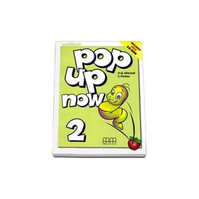 Pop Up Now Workbook with CD by H. Q. Mitchell - level 2