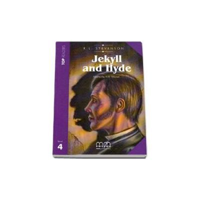Jekyll and Hyde retold by H. Q. Mitchell - pack with CD level 4