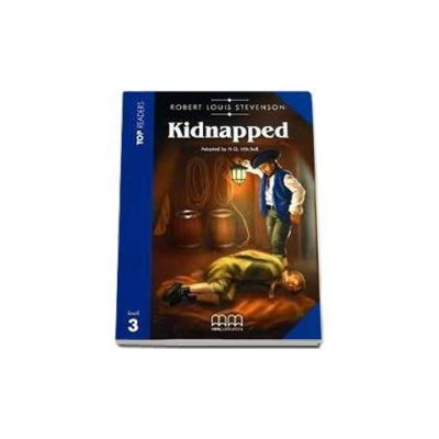 Kidnapped - Adapted by H. Q. Mitchell-pack with CD - level 3 (Robert Louis Stevenson)