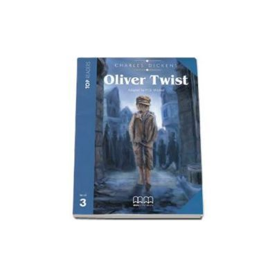 Oliver Twist retold by H. Q. Mitchell - pack with CD level 3 (Charles Dickens)