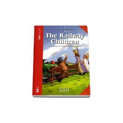 The Railway Children retold by H. Q. Mitchell -pack with CD level 2 (Edith Nesbit)