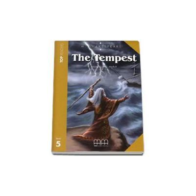 The Tempest retold by H. Q Mitchell - pack with CD level 5 (William Shakespeare)