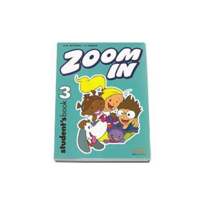 Zoom In Student's Book level 3 - H. Q Mitchell