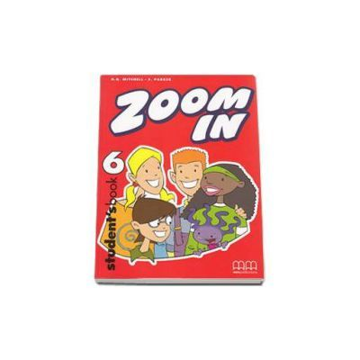 Zoom In Students Book level 6 - H. Q Mitchell