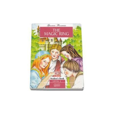 The Magic Ring retold by Malkogianni Marileni - readers pack with CD - level 2 - Elementary