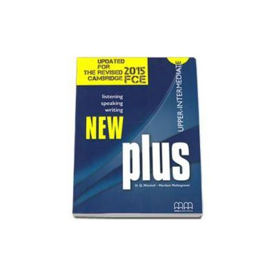 New Plus Upper-Intermediate level. Updated for the Revised 2015 Cambridge FCE - H. Q. Mitchell