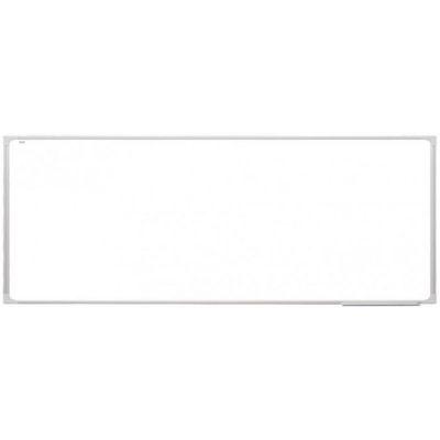 Tabla alba / whiteboard 3000x1200mm suprafata metalo-ceramica magnetica TSMAP300