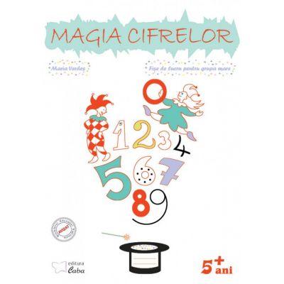 Magia cifrelor – fise de lucru (5 ani +)