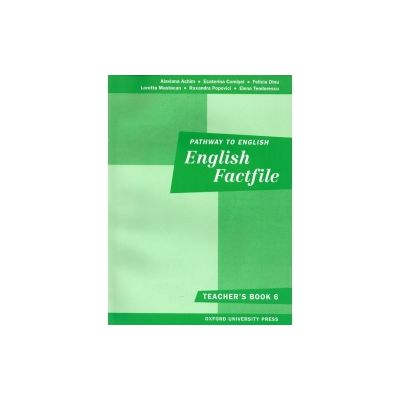 English Factfile Teachers Book