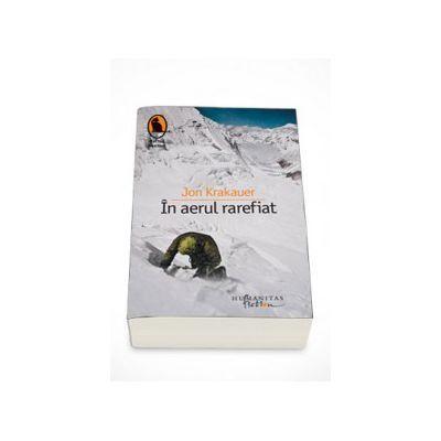 Jon Krakauer, In aerul rarefiat