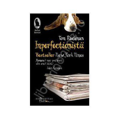 Imperfectionistii, Tom Rachman
