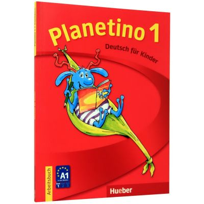 Planetino 1. Arbeitsbuch Colectia ( Deutsch Fur Kinder )