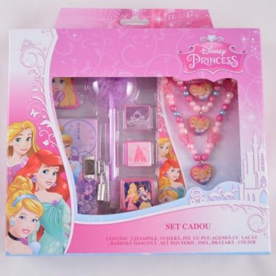Princess - Set cadou cu bijuterii (4911)
