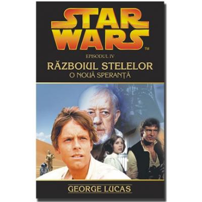STAR WARS - Razboiul stelelor - George Lucas