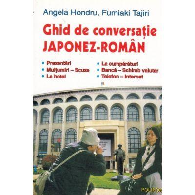 Ghid de conversatie japonez-roman (Angela Hondru)