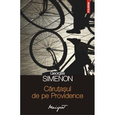 Carutasul de pe Providence (Georges Simenon)