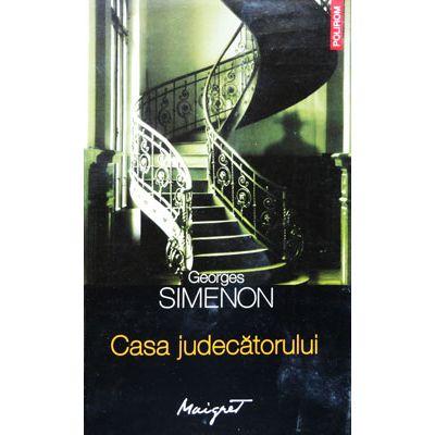 Casa judecatorului (Georges Simenon)