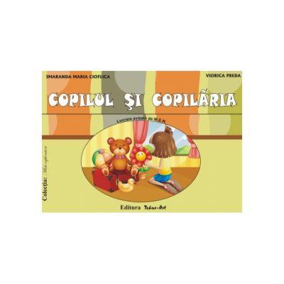 COPILUL SI COPILARIA - Mapa educativa (Sanda M. Cioflica)