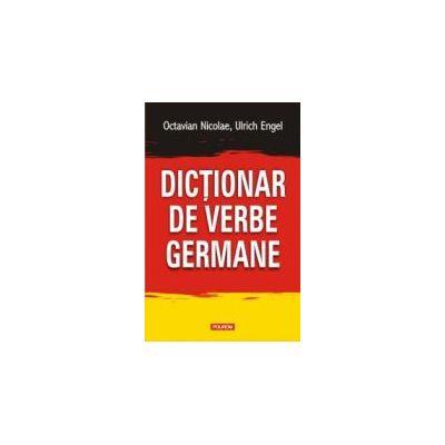 Dictionar de verbe germane (Octavian Nicolae)
