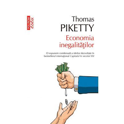 Economia inegalitatilor - Thomas Piketty