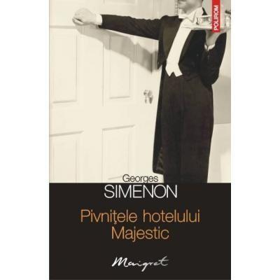 Pivnitele hotelului Majestic (Georges Simenon)