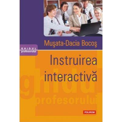 Instruirea interactiva - Musata Dacia Bocos