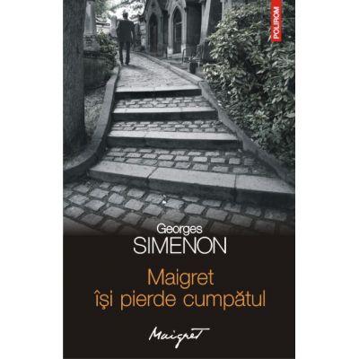 Maigret isi pierde cumpatul (Georges Simenon)