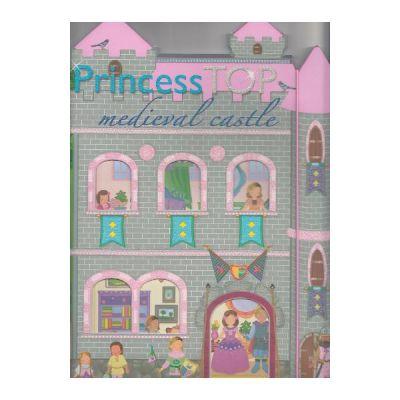 Princess Top - Medieval Castle (roz)